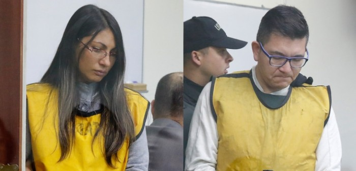 Johanna Hernández y Francisco Silva recibirán condena por la muerte de Nibaldo Villegas
