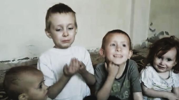 Los nietos de Patricio Gálvez fueron rescatados en campamento Sirio