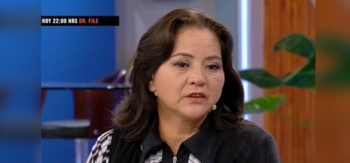 Felicinda Palma estuvo encarcelada en Illapel por un delito que no cometió