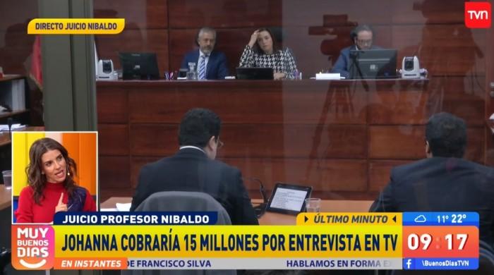 Caso Nibaldo: 15 millones pide Francisco Silva para exclusiva entrevista en TV