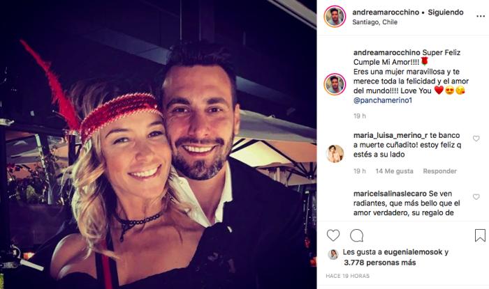 Andrea Marocchino | Instagram