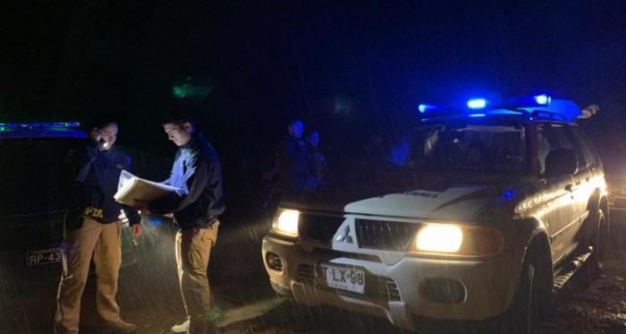 Los restos fueron halladas en el sector Brisas de Canaan, en Valdivia