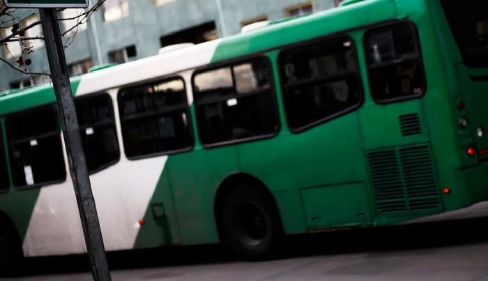 Una adolescente de que 14 años murió atropellada por un bus del Transantiago