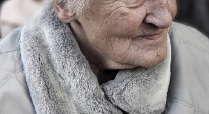 La abuela fue abandonada en su casa ubicada en el sector de Santa Inés
