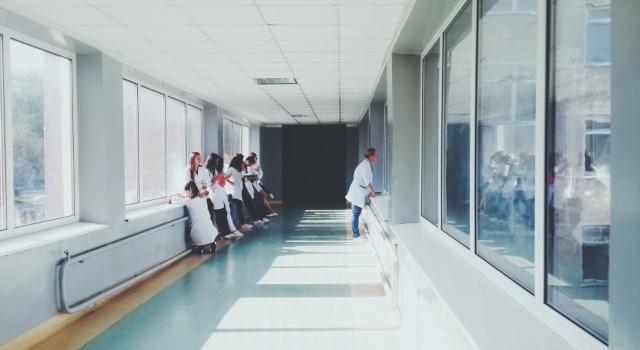 Asados en el Hospital de Antofagasta