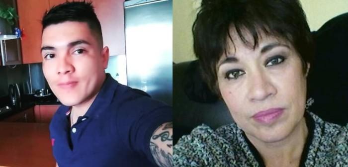 Juan Valderrama, novio de la chilena Ilse Amory Ojeda fue llevado a la cárcel de Palogordo