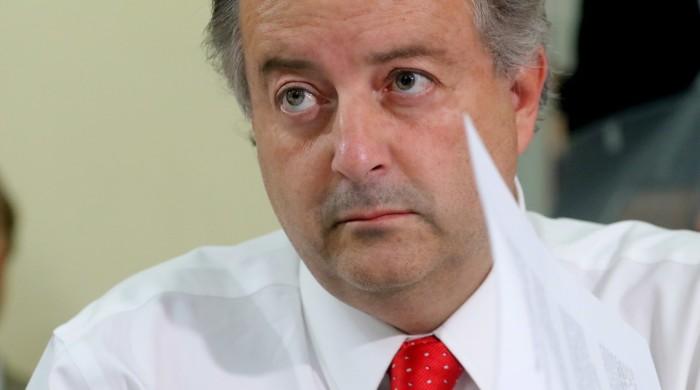 El ministro del Trabajo, Nicolás Monckeberg explicó el proyecto de reforma laboral