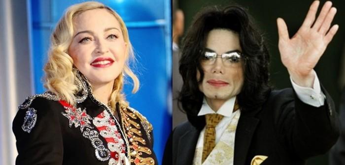 Madonna defendió a Michael Jackson de acusaciones de abuso