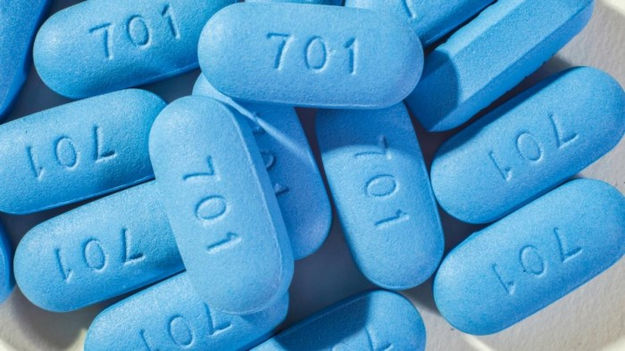 PrEP para prevenir el VIH