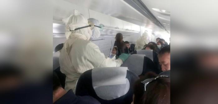 Avión fue puesto en cuarentena por caso de peste bubónica en Mongolia: turistas quedaron encerrados