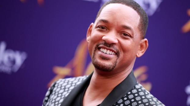 Will Smith sacó aplausos por tierno gesto con dos niñas en la premiere de 'Aladdín'