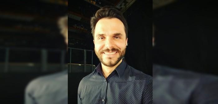 Álvaro Ballero importante cargo en Canal 13
