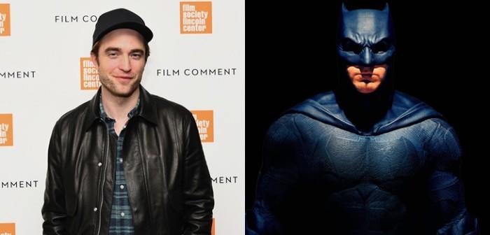 Robert Pattinson sería el nuevo Batman del cine