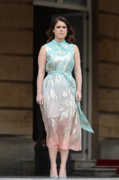 Look de princesa Eugenie