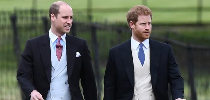 broma principe william a principe harry