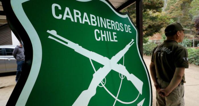 Detienen a carabineros po narcotráfico en Coquimbo