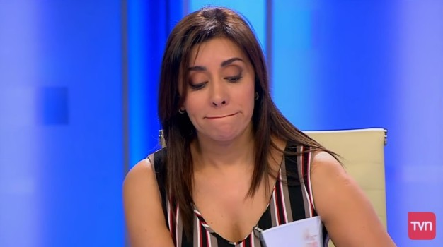 Carmen Gloria Arroyo se emocionó con caso