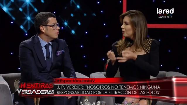 Nataly Chilet y El Colombiano