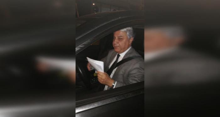 Conductor denuncia al diputado Jaime Naranjo de chocarlo y darse a la fuga en Viña del Mar