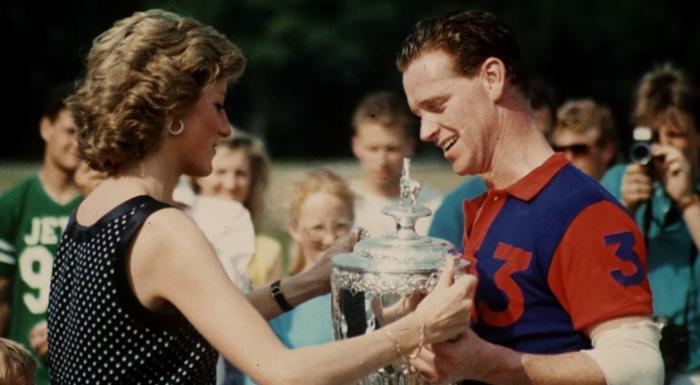 Princesa Diana y James Hewitt