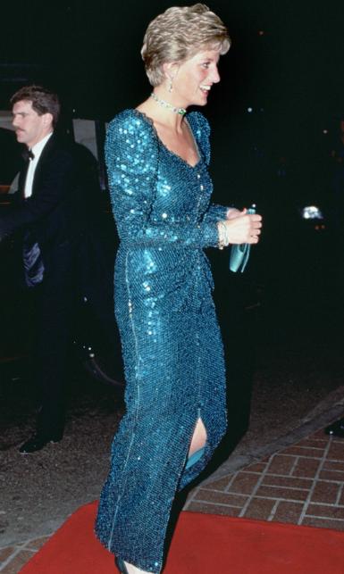 Instagram Lady Di The Crown Diana de Gales