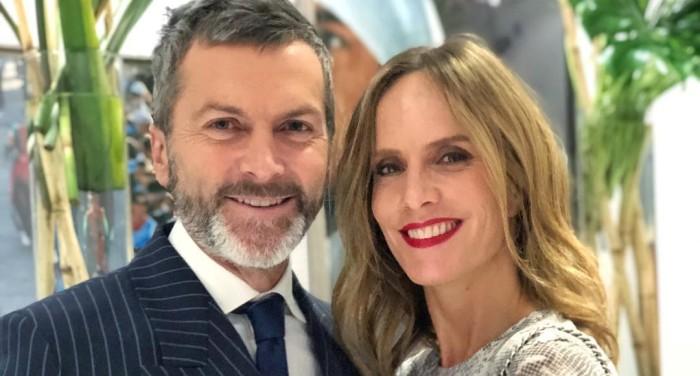 Cumpleaños de hija de Diana Bolocco y Cristián Sánchez
