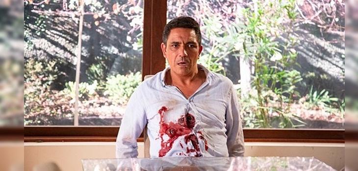 Muerte de Gabriel en 'Pacto de Sangre' hizo sacar cuentas alegres en el rating a Canal 13