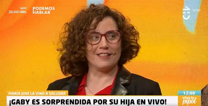 Sorpresa para Gaby Hernández