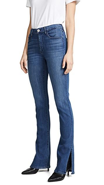 Jeans para forma de cuerpo pera
