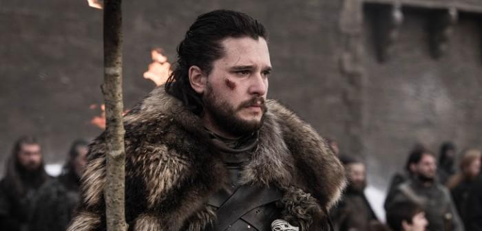 director de game of thrones explico la fria despedida de jon snow con ghost