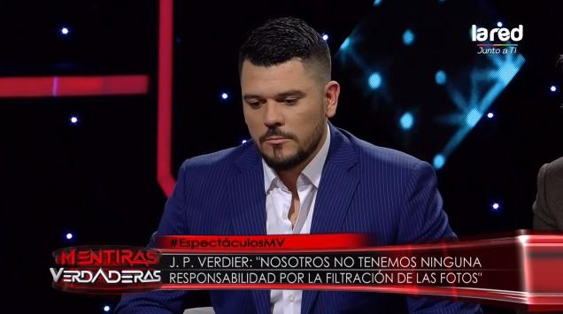 Juan Pedro Verdier en Mentiras Verdaderas