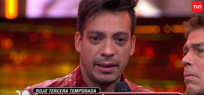 TVN Rojo Juan Davíd Rodríguez Parquímetro