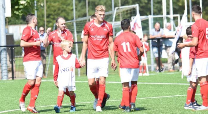 Jordie Van der Laan Ajax Champions
