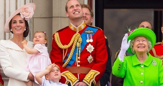 Truco de Kate y William para comunicarse con sus hijos