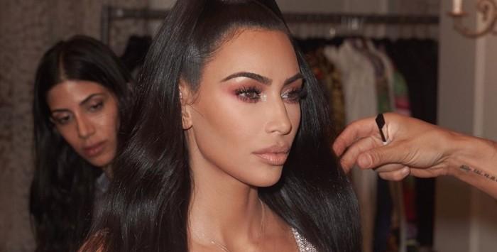Look de Kim Kardashian