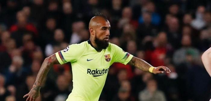 Arturo vidal tiene nuevo apodo tras su gran actuacion ante Liverpool