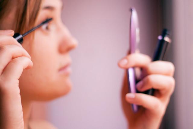 Maquillaje para rostro más delgado