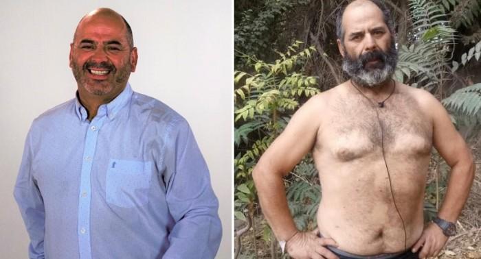 pérdida de peso de participantes de Resistiré