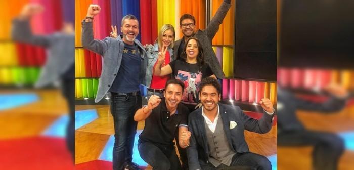 Muy Buenos Días TVN rating