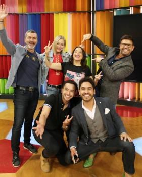 Los proyectos de Ignacio Gutiérrez fuera de la TV: prepara una teleserie y nuevo show de stand-up