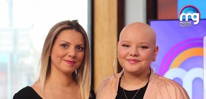 nicole perez anuncio nueva fundacion para personas que sufren alopecia