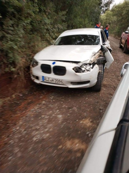Sébastien Loeb Rally Mobil Mundial accidente