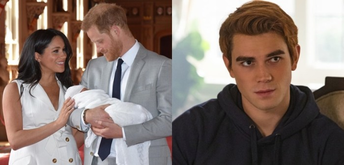 Reacciones por Archie, el hijo de Meghan y Harry