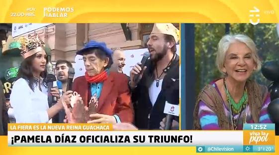 Reyes Guachaca 2019