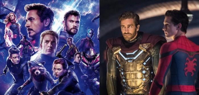 Avengers: Endgame Spider man far from home