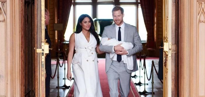 Revelan el nombre del hijo del príncipe Harry y Meghan Markle: Archie Harrison Mountbatten-Windsor