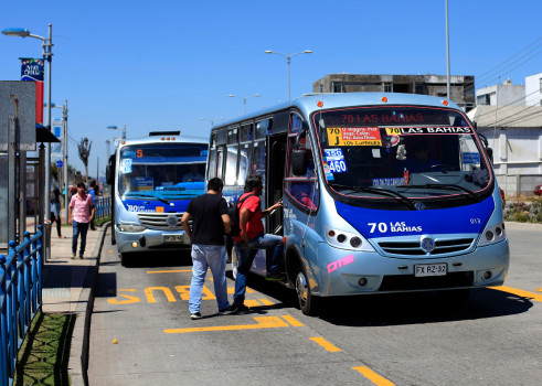 TAXIBUSES en Concepción