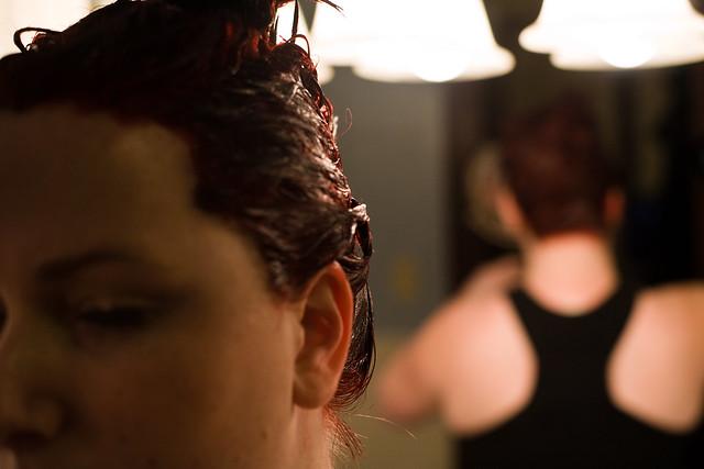 Tendencia en teñido de cabello