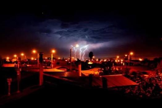 Consejos durante tormenta eléctrica