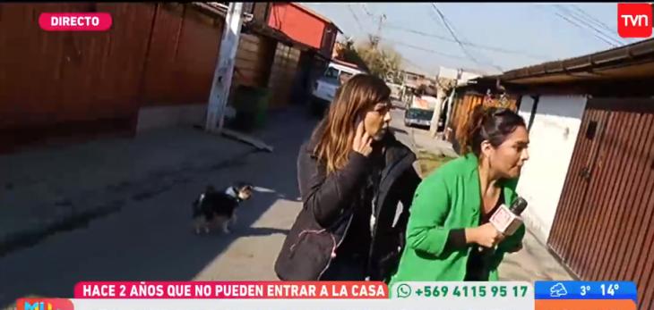 Equipo del 'Muy Buenos Días' sufrió agresión en pleno despacho: les lanzaron botellas